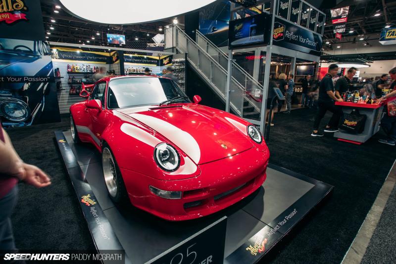 2017 SEMA Porsche 911 400R Gunterwerks Speedhunters by PaddyMcGrath-6