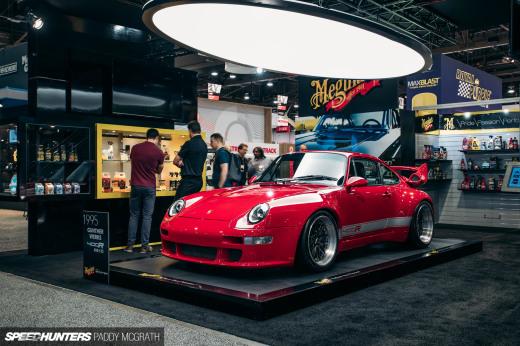 2017 SEMA Porsche 911 400R Gunterwerks Speedhunters by PaddyMcGrath-8