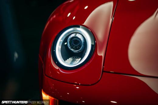 2017 SEMA Porsche 911 400R Gunterwerks Speedhunters by PaddyMcGrath-19