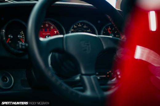 2017 SEMA Porsche 911 400R Gunterwerks Speedhunters by PaddyMcGrath-22