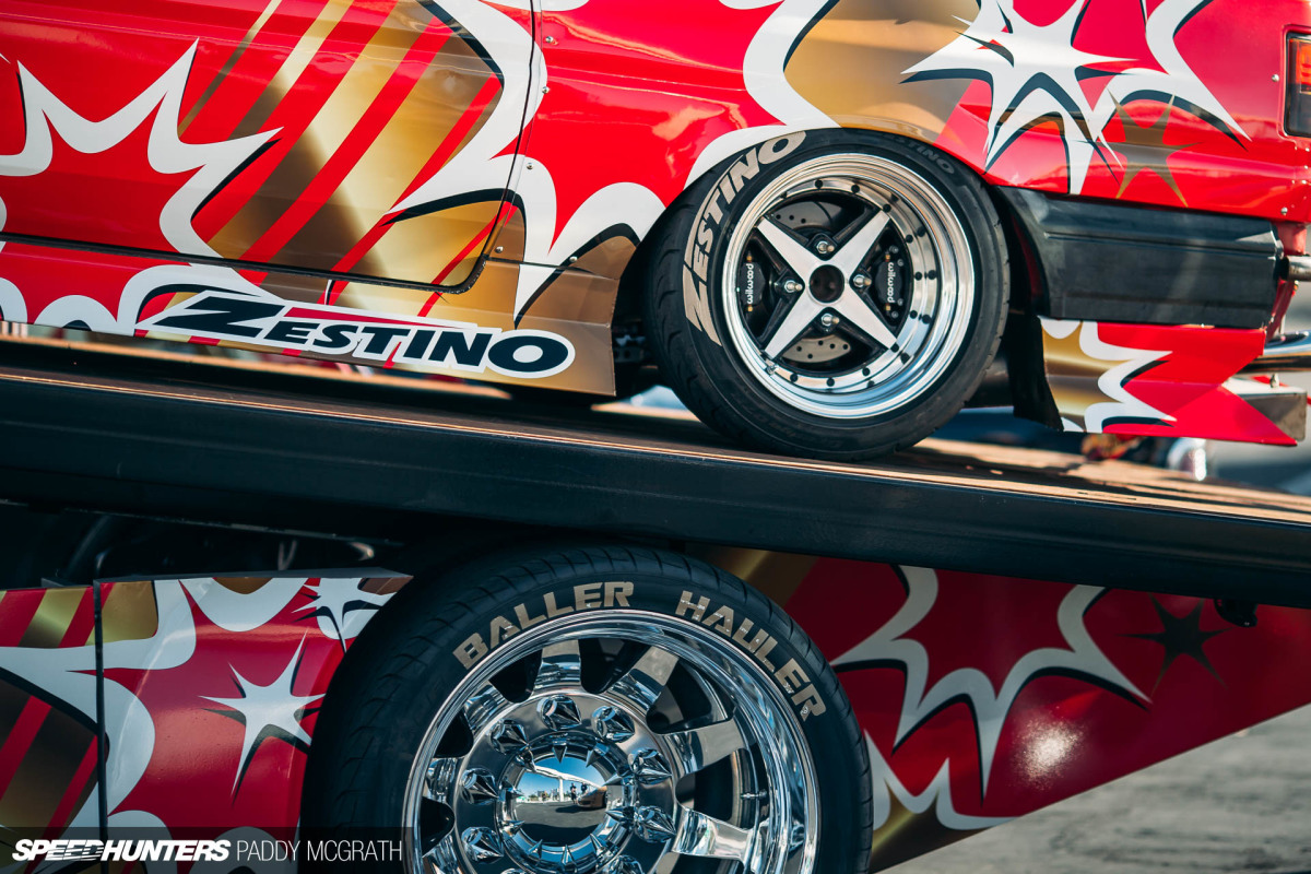 Ballin' & Haulin': The Unexpected SEMA Find