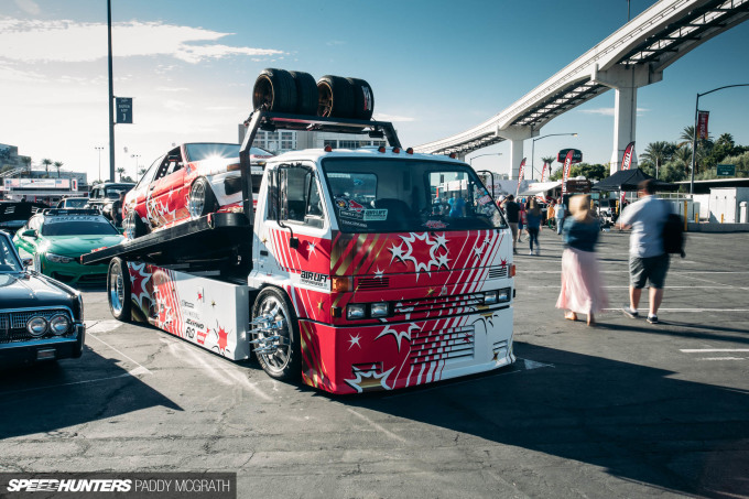 2017 SEMA Baller Hauler Speedhunters by Paddy McGrath-17
