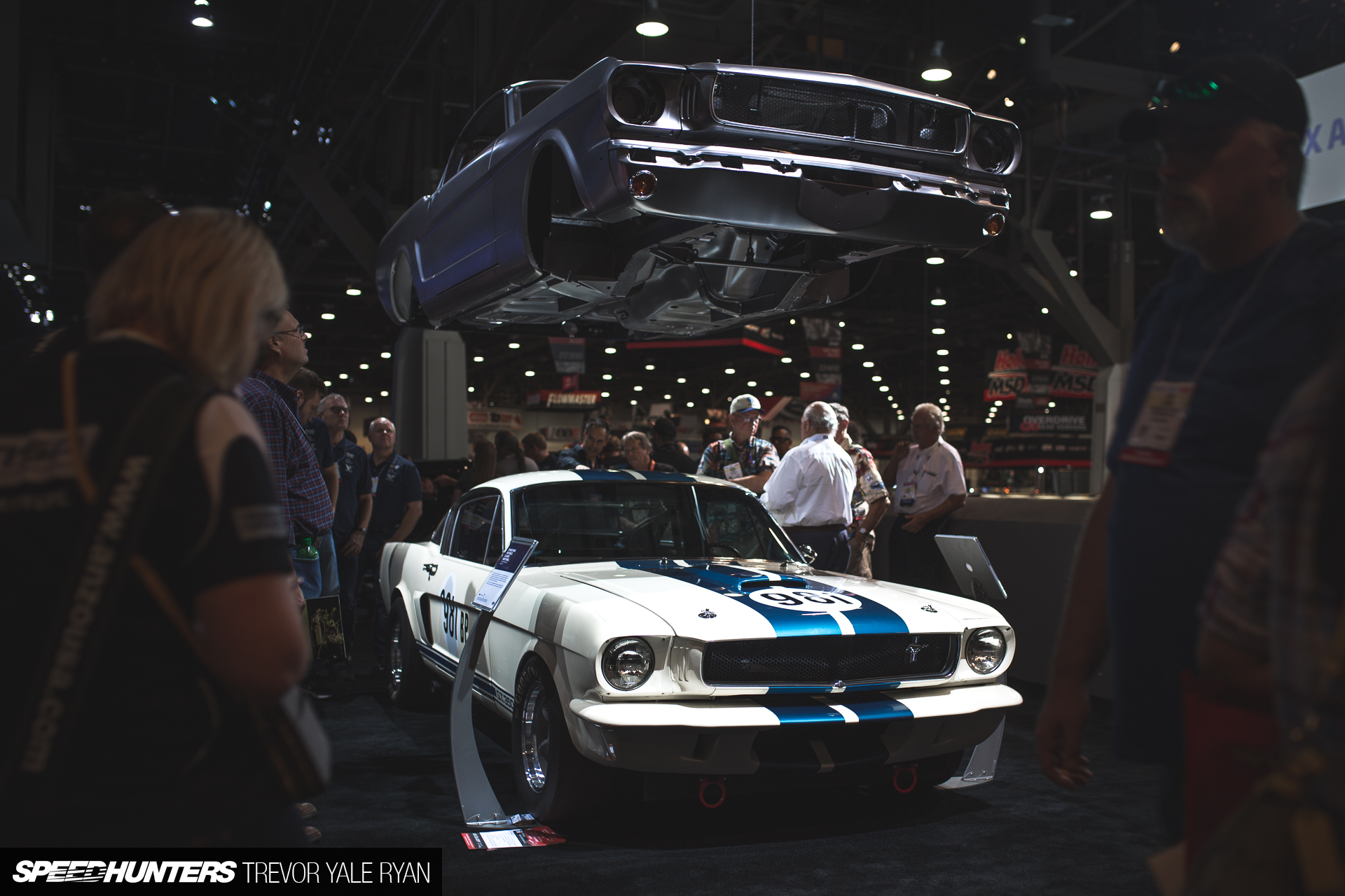 The 'What-If' Shelby GT350 Mustang