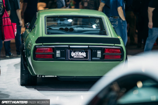 2017 SEMA Gas Monkey Garage Datsun 280Z Speedhunters by Paddy McGrath-7