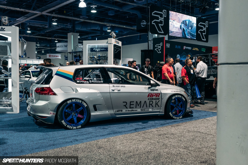 2017 SEMA Greddy Volkswagen GTI Pandem Speedhunters by Paddy McGrath-1