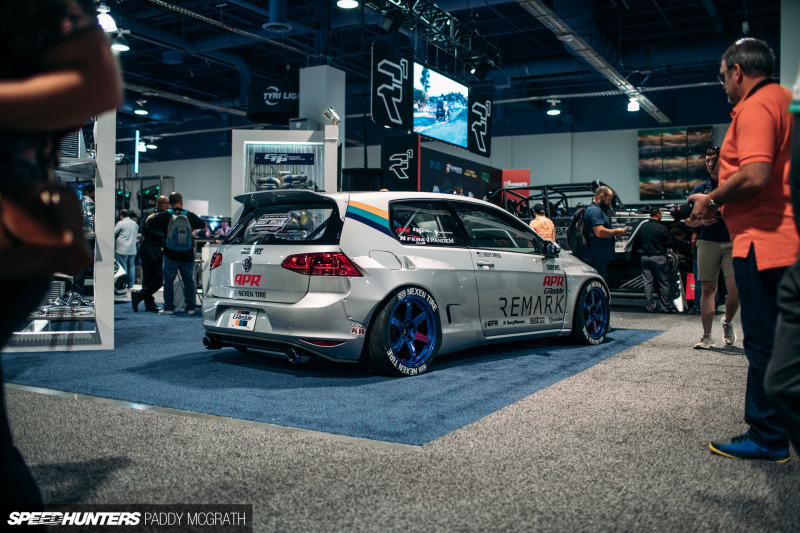 2017 SEMA Greddy Volkswagen GTI Pandem Speedhunters by Paddy McGrath-3