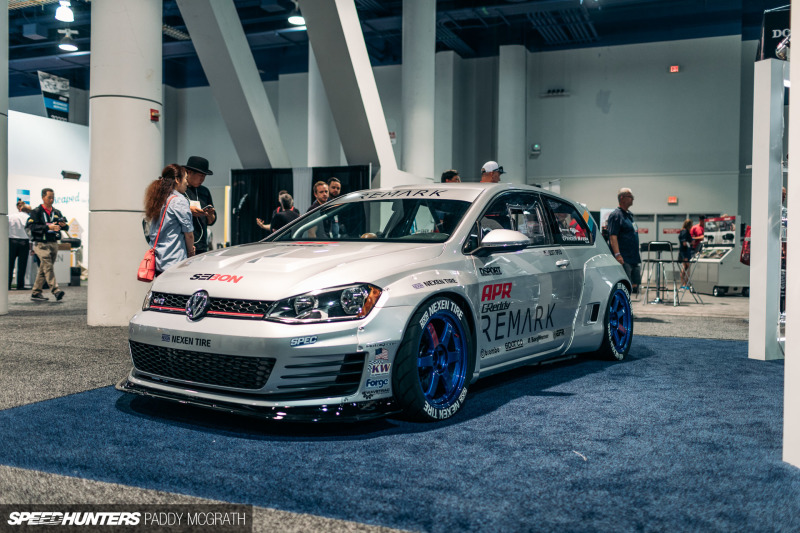 2017 SEMA Greddy Volkswagen GTI Pandem Speedhunters by Paddy McGrath-6