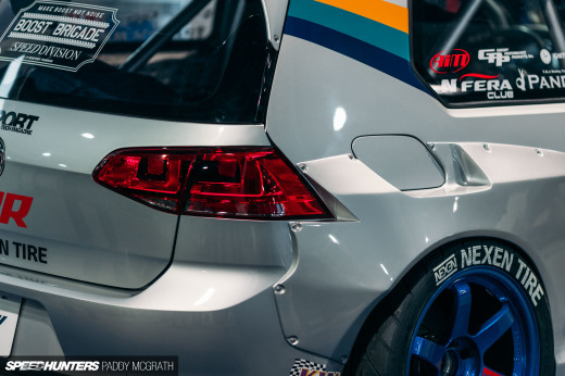 2017 SEMA Greddy Volkswagen GTI Pandem Speedhunters by Paddy McGrath-8