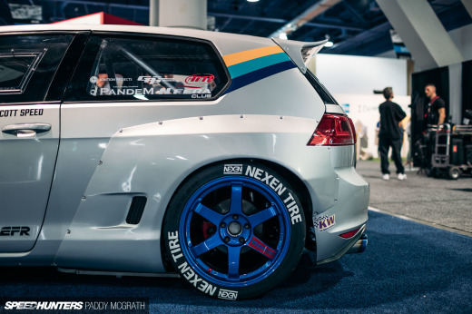 2017 SEMA Greddy Volkswagen GTI Pandem Speedhunters by Paddy McGrath-10