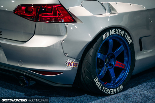2017 SEMA Greddy Volkswagen GTI Pandem Speedhunters by Paddy McGrath-15