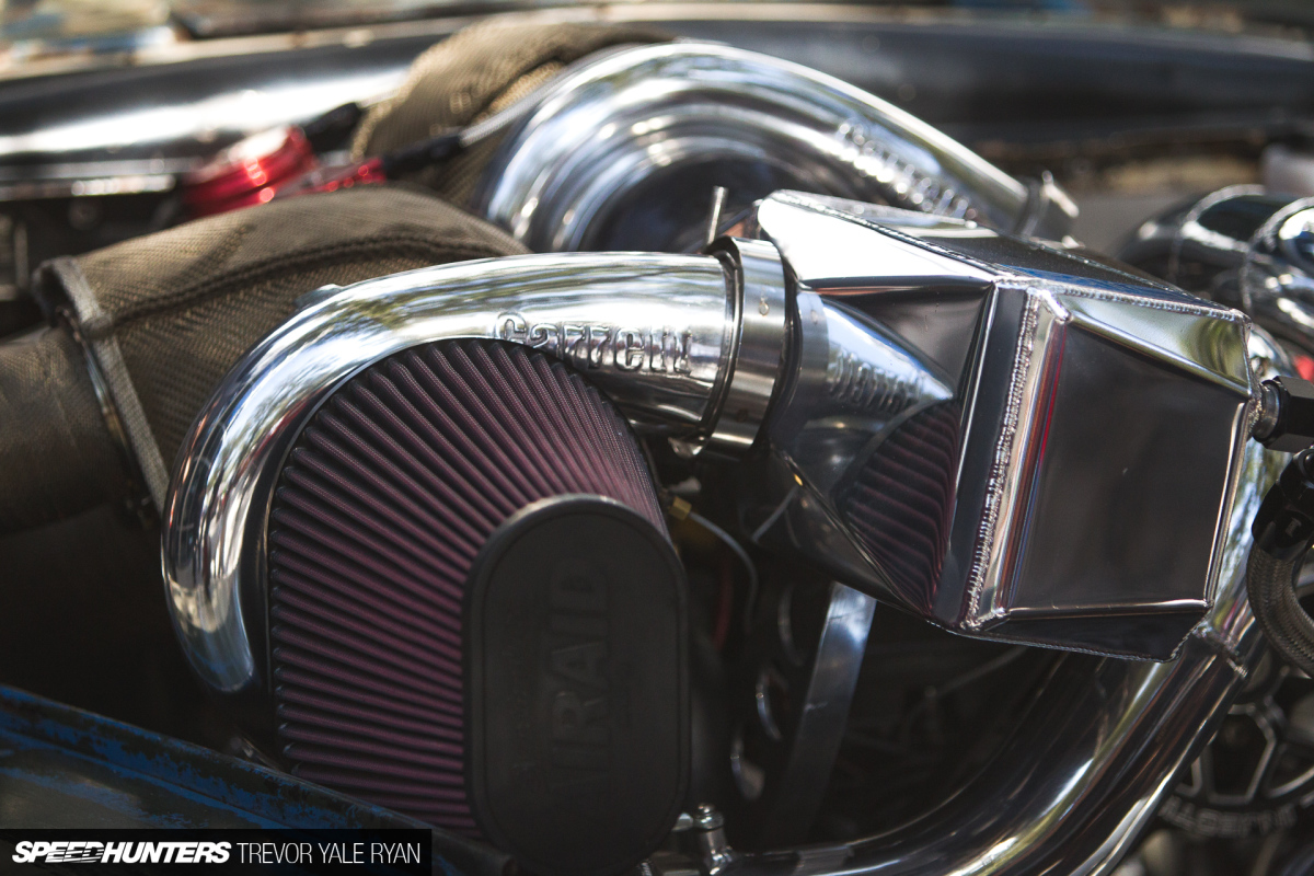 Boost Boost Baby: The Turbos Of SEMA
