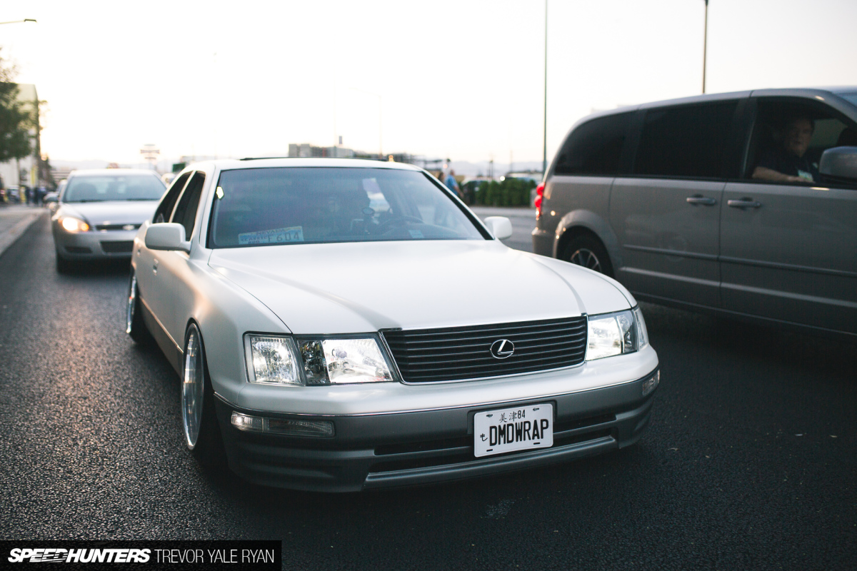 Back To Reality A Las Vegas Lexus Ls400 Speedhunters 1992 Super Coupe 400 9 69a3699 Tyr Sh