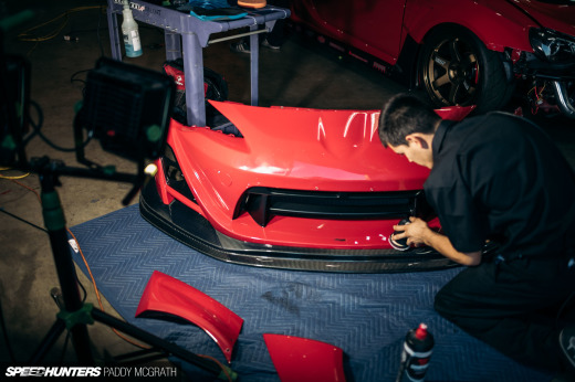 2017 McLaren MP4 Liberty Walk Air Lift Performance Speedhunters by Paddy McGrath-8