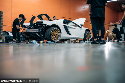 2017 McLaren MP4 Liberty Walk Air Lift Performance Speedhunters by Paddy McGrath-16