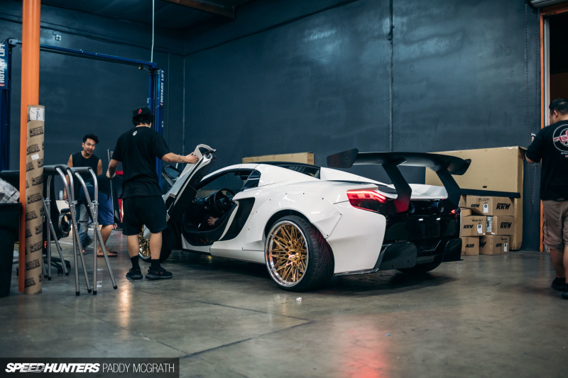 2017 McLaren MP4 Liberty Walk Air Lift Performance Speedhunters by Paddy McGrath-27