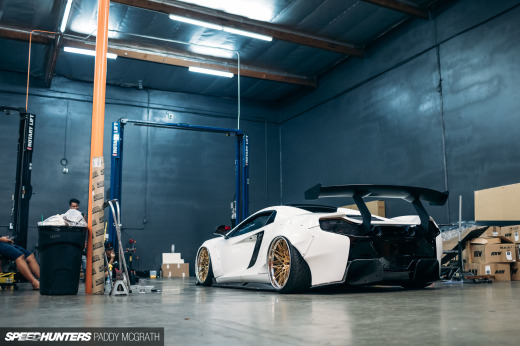 2017 McLaren MP4 Liberty Walk Air Lift Performance Speedhunters by Paddy McGrath-34