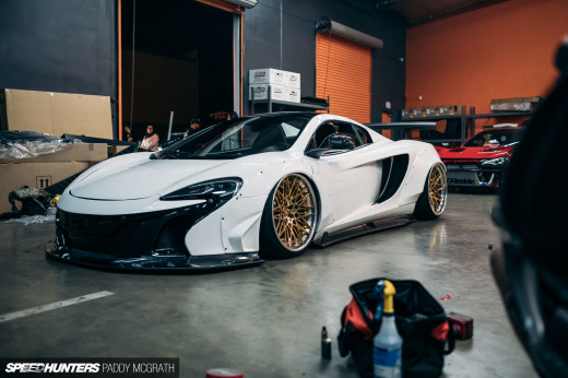 2017 McLaren MP4 Liberty Walk Air Lift Performance Speedhunters by Paddy McGrath-35
