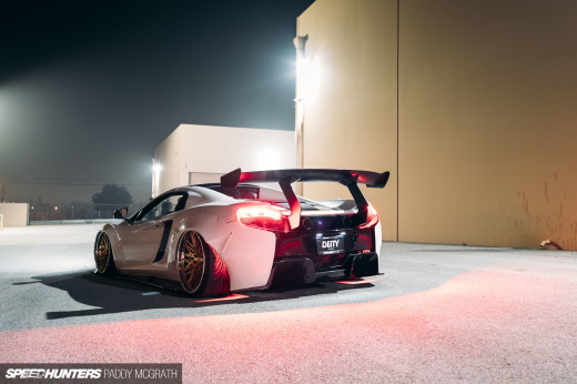 2017 McLaren MP4 Liberty Walk Air Lift Performance Speedhunters by Paddy McGrath-57
