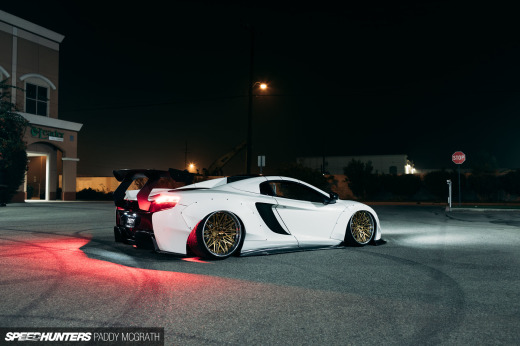 2017 McLaren MP4 Liberty Walk Air Lift Performance Speedhunters by Paddy McGrath-63