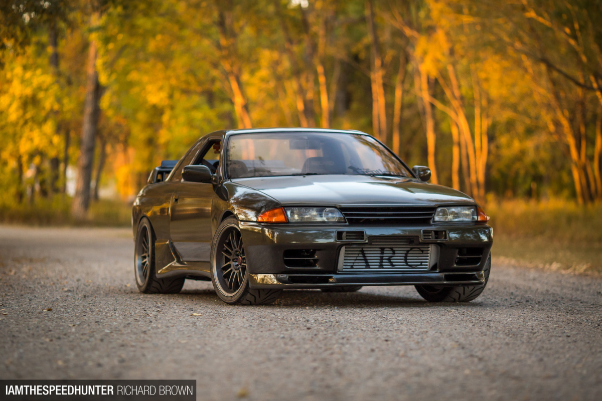 RB25-Powered & RWD: A GT-R With A Difference