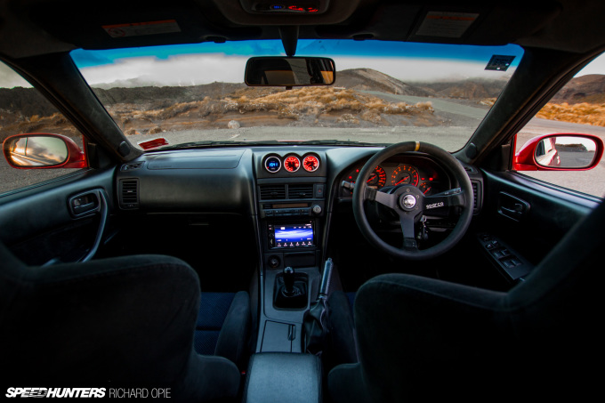 Nissan Skyline R34 2JZ Speedhunters Richard Opie (53)