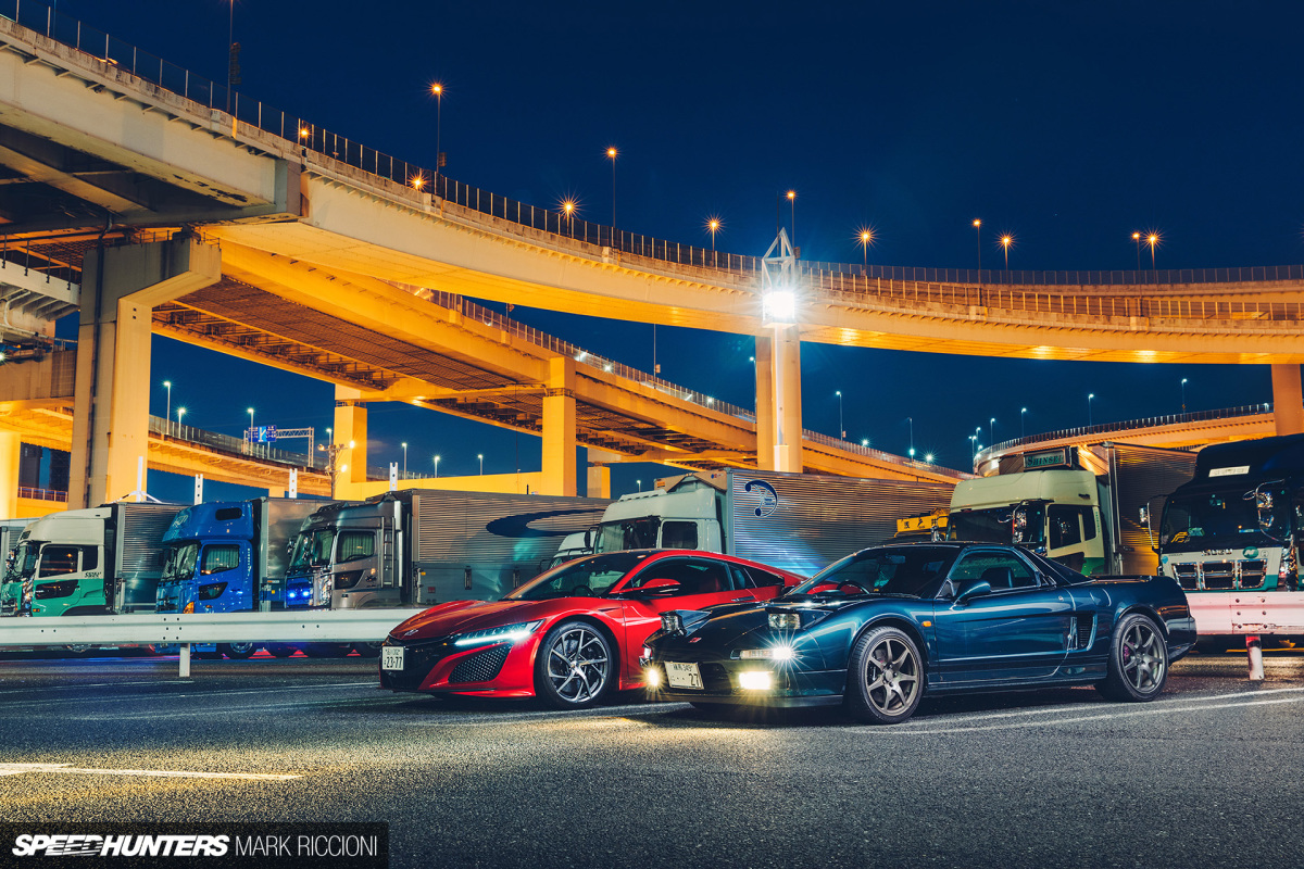 Tokyo Living With Project NSX