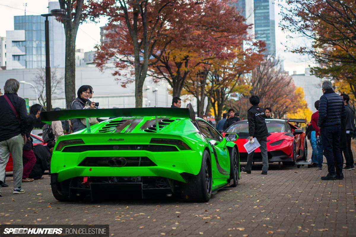 Supercar Lust At Shibuya Sports Car Fest - Speedhunters
