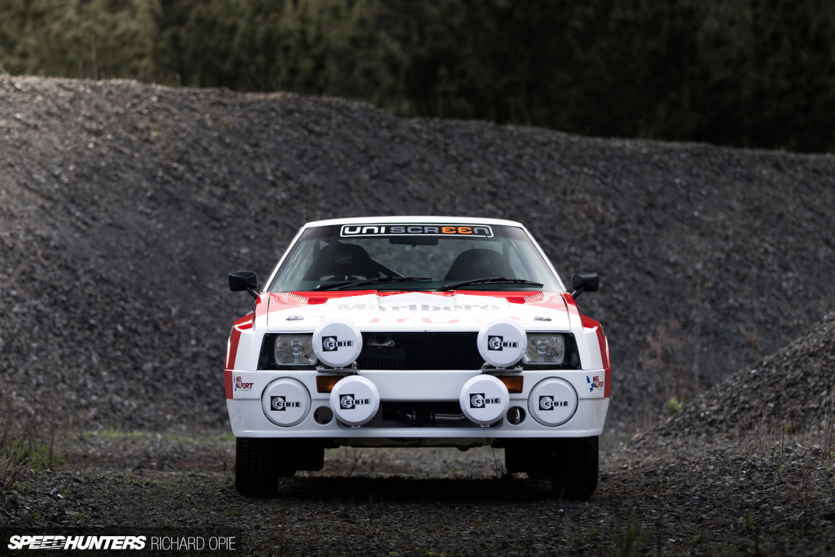 The Perfect Group B Recreation, Toyota Style - Speedhunters