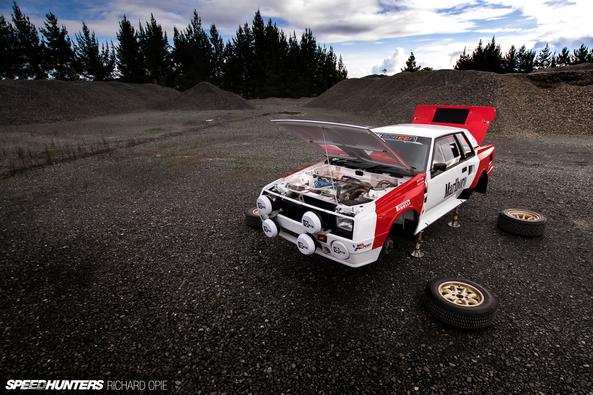 The Perfect Group B Recreation, Toyota Style