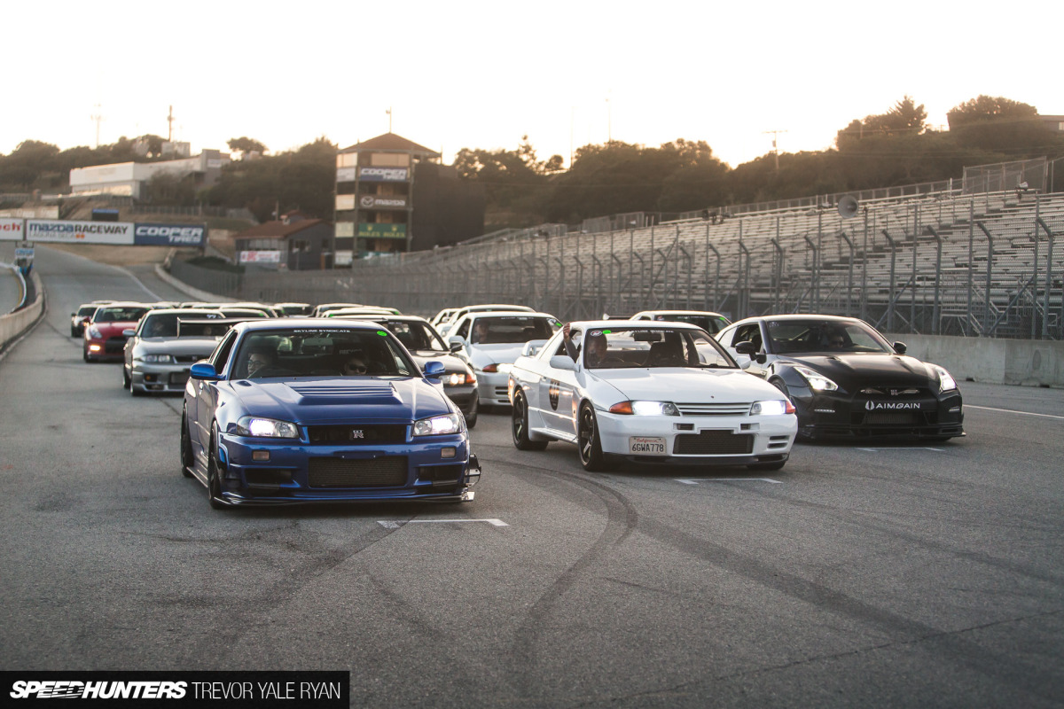 The Godzilla Takeover At Laguna Seca