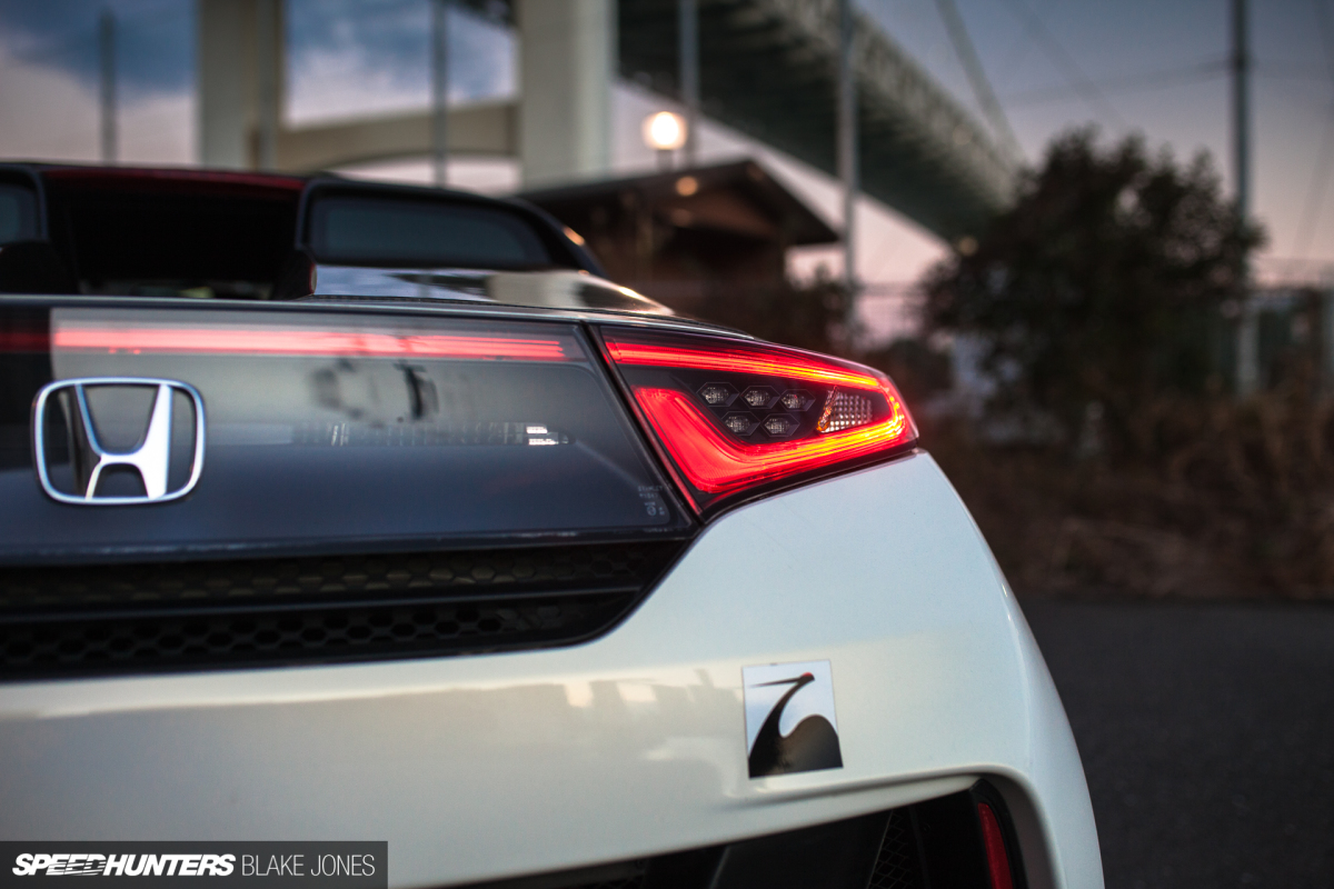 Honda S660 Modified >> Five Minutes With The Spoon S660 Speedhunters