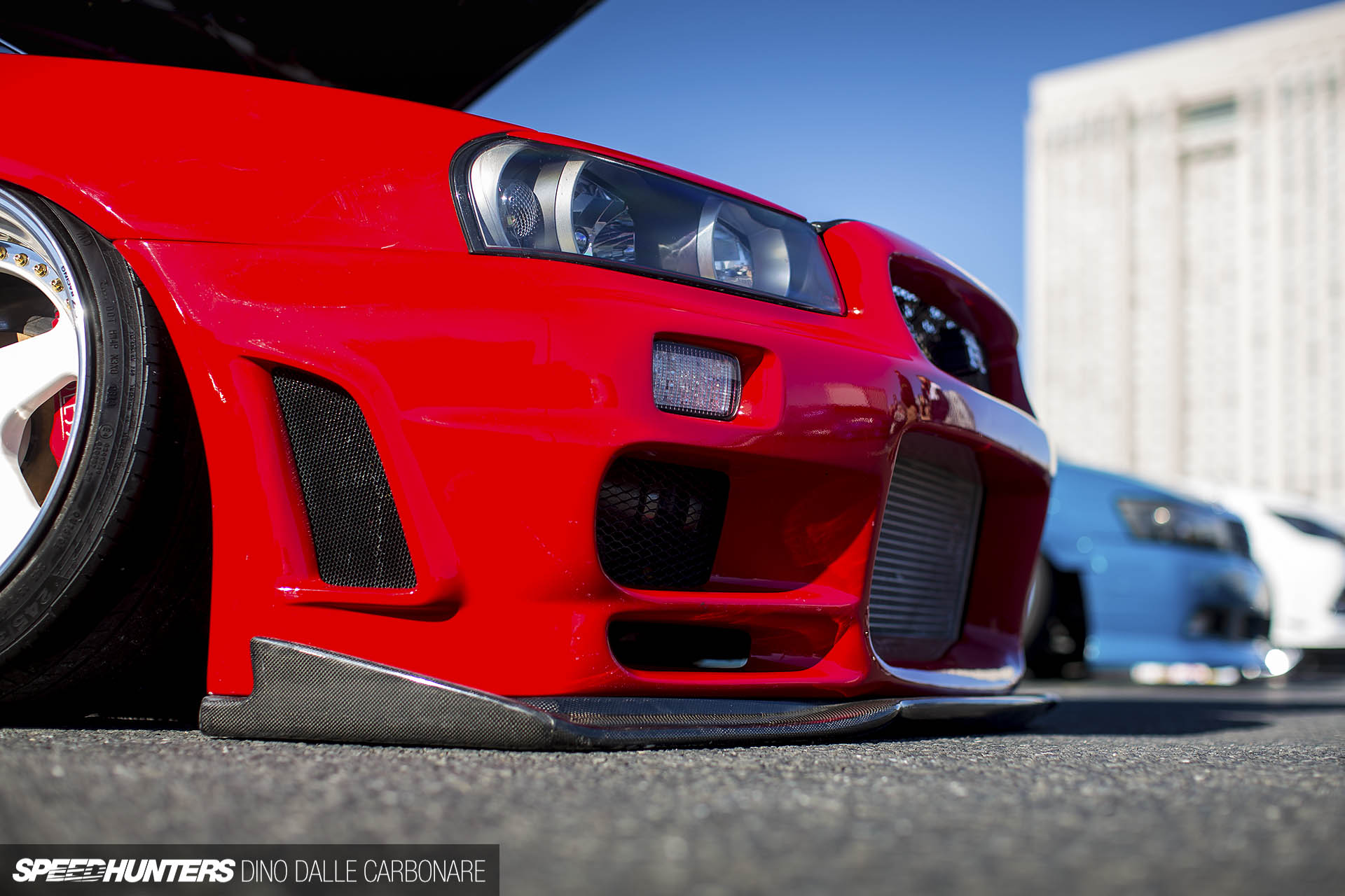 The R34 GT-R Antichrist