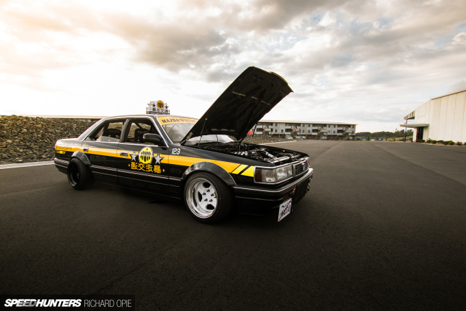 MADCAB Mazda Luce 13B Mad Mike Speedhunters Richard Opie (8)