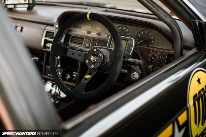MADCAB Mazda Luce 13B Mad Mike Speedhunters Richard Opie (9)