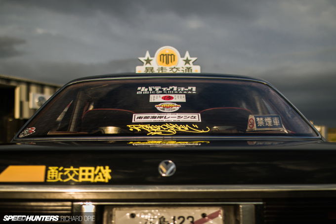 MADCAB Mazda Luce 13B Mad Mike Speedhunters Richard Opie (32)