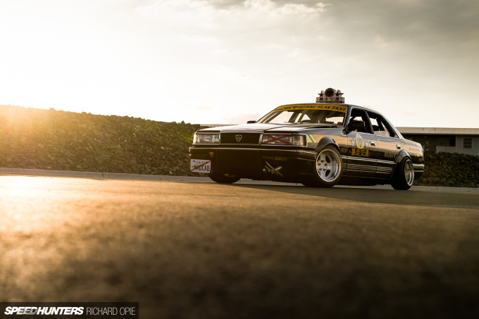 MADCAB Mazda Luce 13B Mad Mike Speedhunters Richard Opie (39)