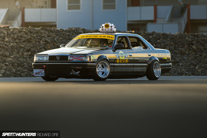 MADCAB Mazda Luce 13B Mad Mike Speedhunters Richard Opie (43)