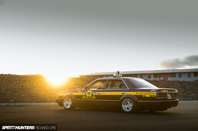 MADCAB Mazda Luce 13B Mad Mike Speedhunters Richard Opie (53)