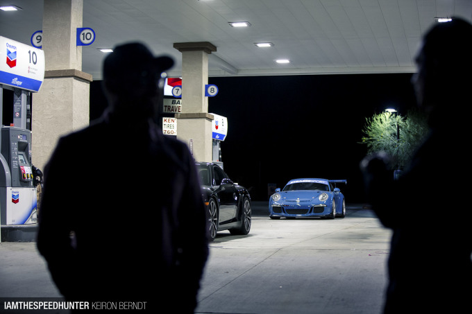 #iamthespeedhunter - Post SEMA Shenanigans- Making Friends on the Way Home - Keiron Berndt_-17