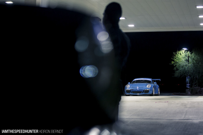 #iamthespeedhunter - Post SEMA Shenanigans- Making Friends on the Way Home - Keiron Berndt_-18