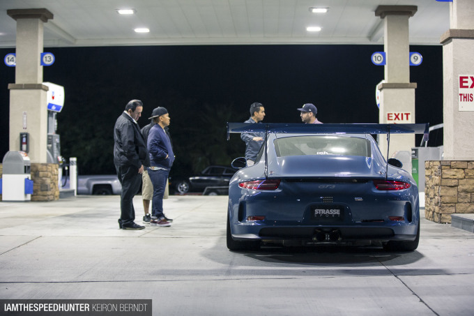 #iamthespeedhunter - Post SEMA Shenanigans- Making Friends on the Way Home - Keiron Berndt_-33
