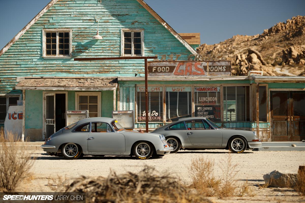 Porsches Sans Overfenders & Why DetailsMatter