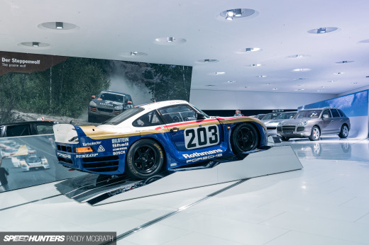2017 Porsche Museum Christmas Speedhunters by Paddy McGrath-34