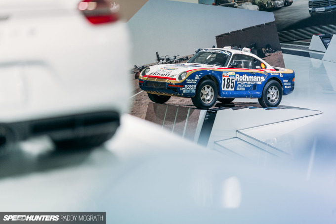2017 Porsche Museum Christmas Speedhunters by Paddy McGrath-49