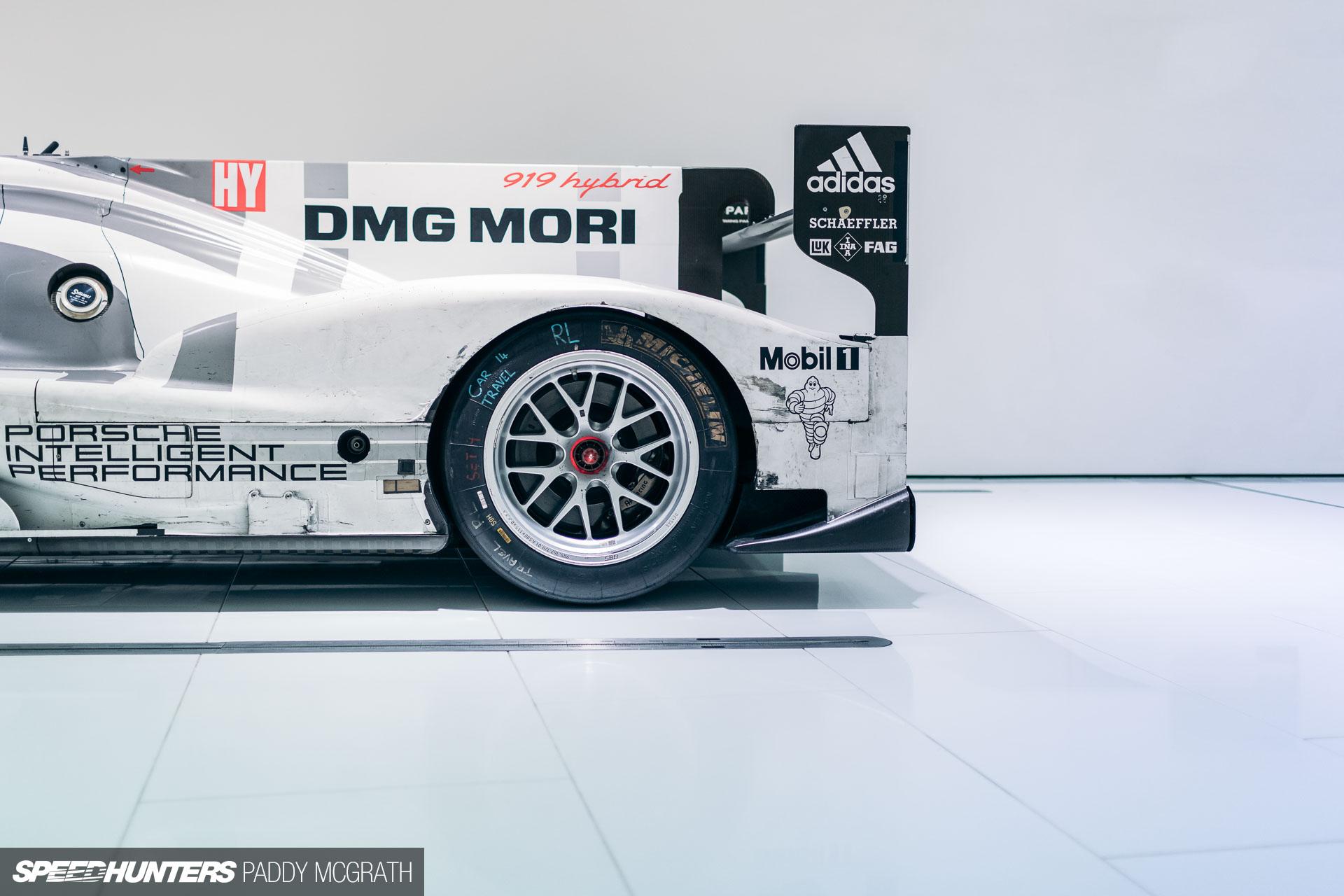 The Porsche Museum InPictures