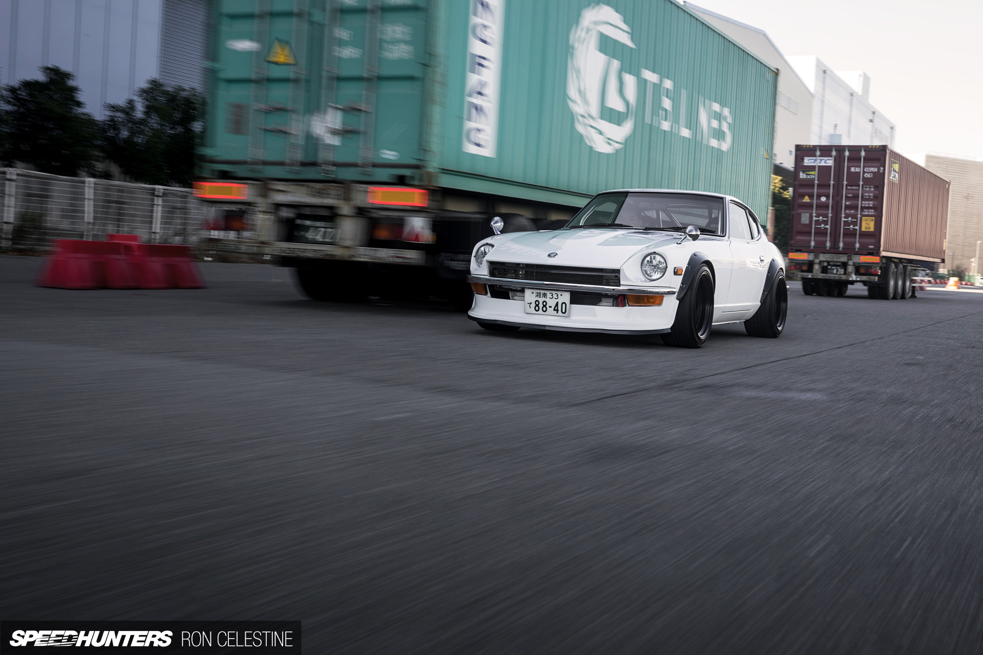 The Purist's Fairlady Z