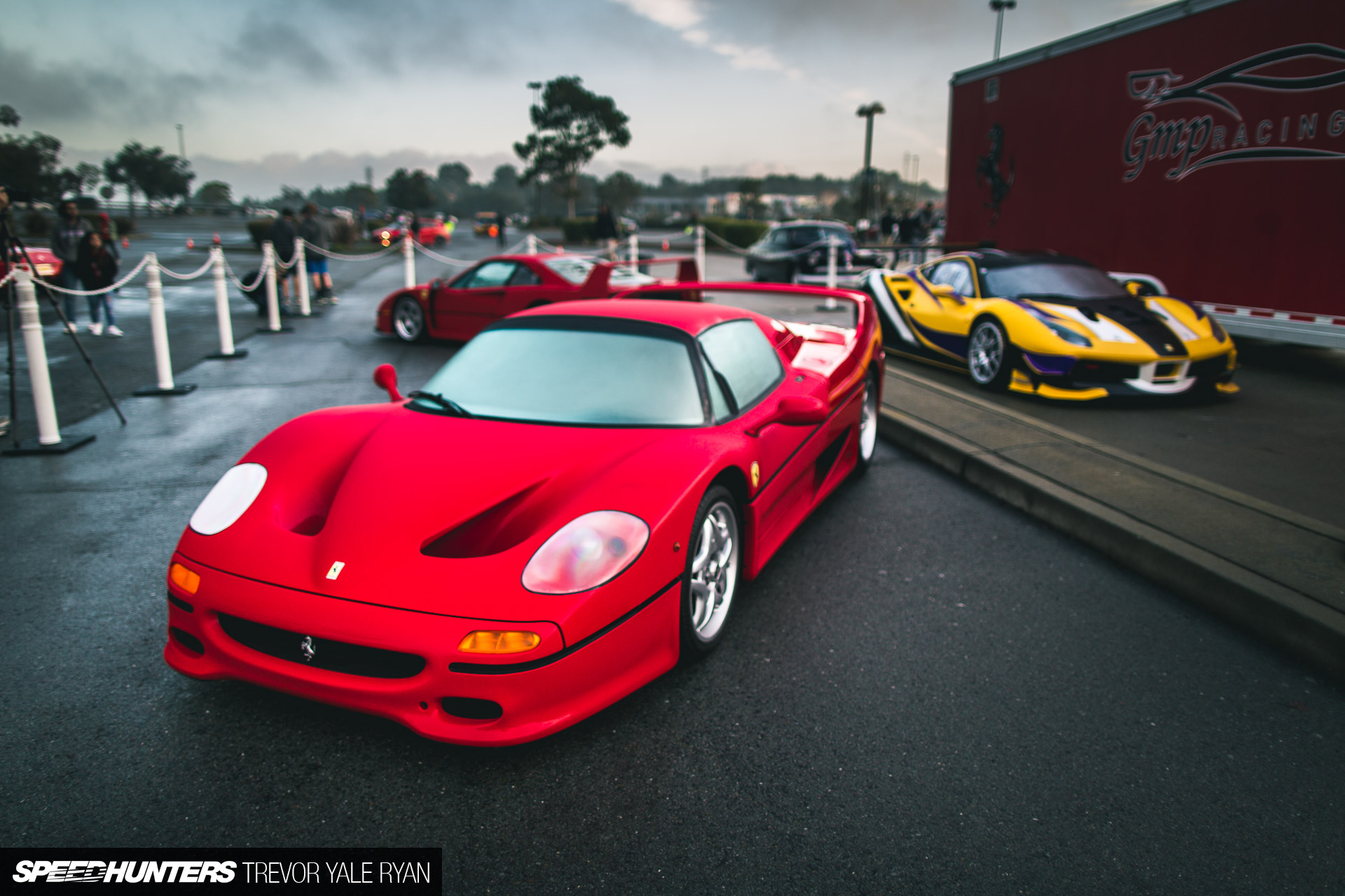 Supercars In Silicon Valley