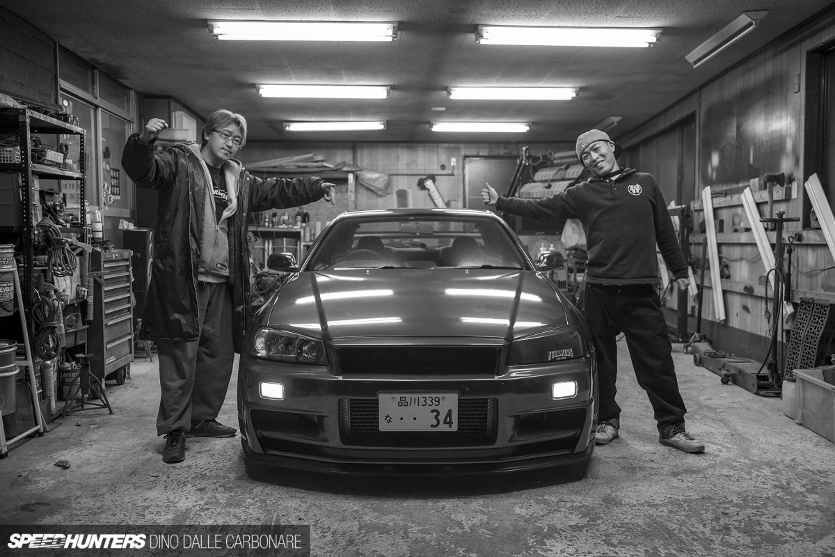 Project GT-R's Road To Tokyo Auto Salon