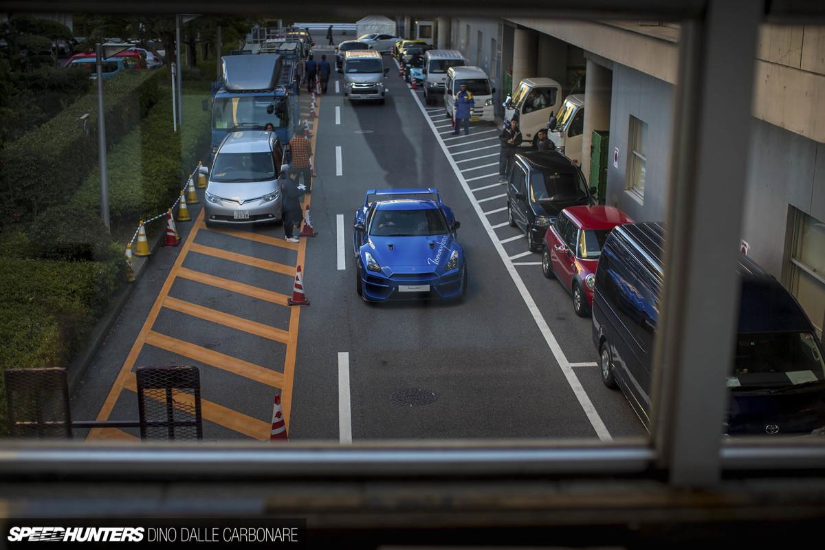 A Little Taste Of Tokyo Auto Salon2018
