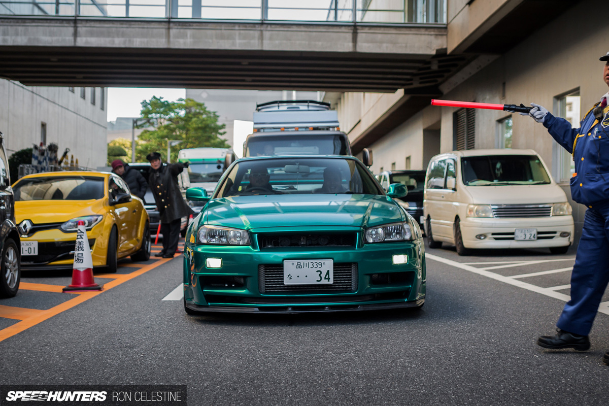 Project GT-R Is…Green!